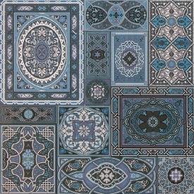 Плитка напольная АТЕМ Aladdin BL 400x400 мм (15420)