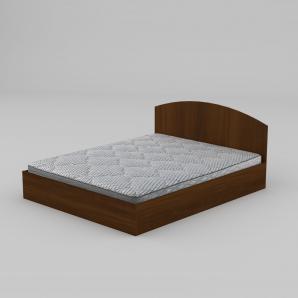 Ліжко Компанит 160 1644х750х2042 мм горіх