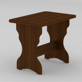 Стол кухонный Компанит КС-2 NEW 900x600x716 мм орех экко