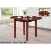 Обеденный стол ONDER MEBLI Platon 9 шоколад