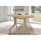 Обеденный стол ONDER MEBLI Fabio античный беж