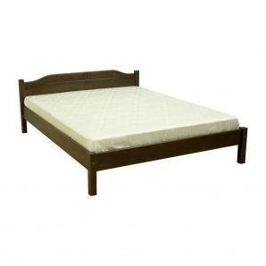 Кровать Скиф ЛК-106 200x160 см орех