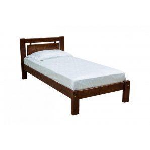 Кровать Скиф ЛК-130 200x80 см дуб