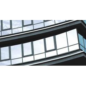 Окно с алюминиевого профиля системы Алютех ALT W72 c повышеными термоизоляционными свойствами
