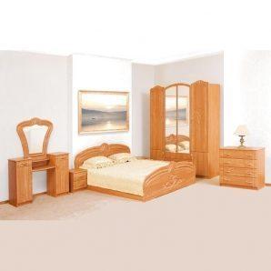 Спальня Мир мебели Антонина