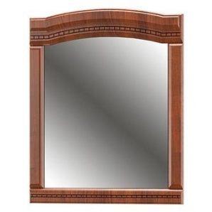 Зеркало Мебель-Сервис Милано 750х900 мм вишня