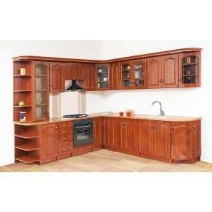 Кухня Мир мебели Оля глянцевая 2,6 м