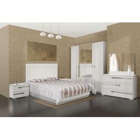 Спальня Мир мебели Экстаза белая
