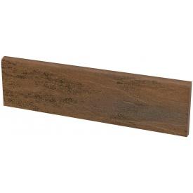 Клінкерна плитка Paradyz SEMIR BEIGE цоколь структурний 30х8,1 см