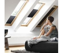 Мансардное окно VELUX GZL 1059 М06 деревянное 78х118 см