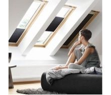 Мансардное окно VELUX GZL 1059 М08 деревянное 78х140 см