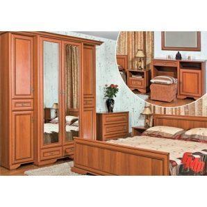 Спальня БМФ Олеся горіх Італія