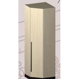 Шафа Майстер Форм Ар'я 600х600/360х1950 мм кутовий венге темний/дуб молочний
