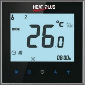 Терморегулятор iTeo 4 для теплої підлоги 3,2 кВт Black