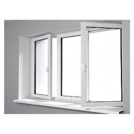Окно Veka пластиковое белое