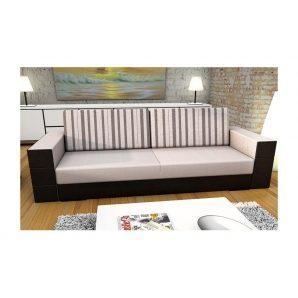 Диван Мебель Прогресс Дипломат-N 2430x870x920 мм коричневый