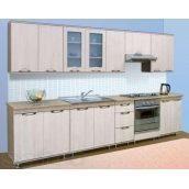 Кухня СОКМЕ Новая Мальва 2,6 м без столешницы светлый дуб