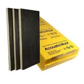 Звукоизоляционная плита AcousticWool Sonet P Perfect 1000х600х100 мм