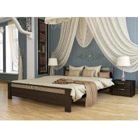 Кровать Эстелла Афина 106 160x200 см массив