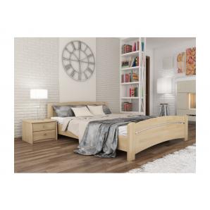 Кровать Эстелла Венеция 102 2000x1800 мм массив