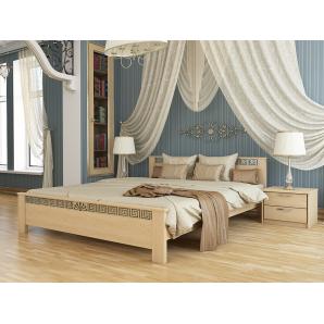 Кровать Эстелла Афина 102 160x200 см массив