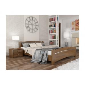 Кровать Эстелла Венеция 103 2000x1600 мм массив