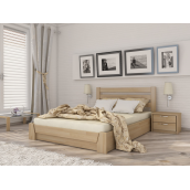 Кровать Эстелла Селена 102 160x200 см щит