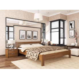 Кровать Эстелла Рената 103 120x200 см массив