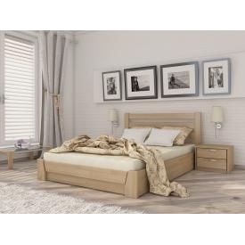 Ліжко Естелла Селена 102 140x200 см масив