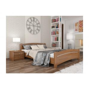 Кровать Эстелла Венеция 105 2000x1800 мм массив