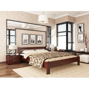 Кровать Эстелла Рената 104 80x190 см массив