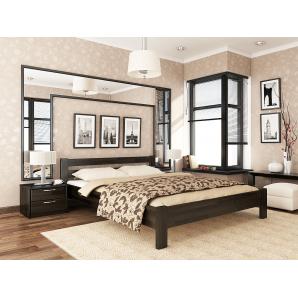Кровать Эстелла Рената 106 90x200 см массив