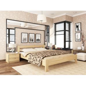 Кровать Эстелла Рената 102 140x200 см массив
