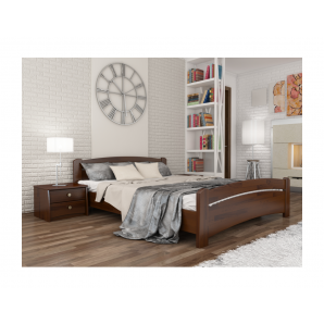 Кровать Эстелла Венеция 108 2000x1600 мм массив