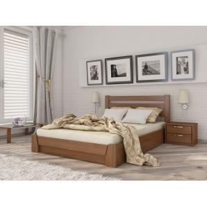 Ліжко Естелла Селена 105 160x200 см масив