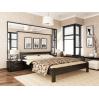 Кровать Эстелла Рената 106 80x190 см массив