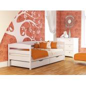 Ліжко Естелла Нота Плюс 107 80x190 см масив