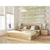 Кровать Эстелла Селена Аури 102 140x200 см массив