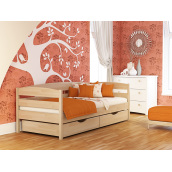 Кровать Эстелла Нота Плюс 102 80x190 см массив