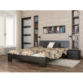 Ліжко Естелла Титан 106 120x200 см масив