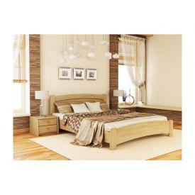 Кровать Эстелла Венеция Люкс 102 2000x1800 мм массив
