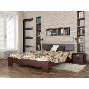 Кровать Эстелла Титан 104 140x200 см массив