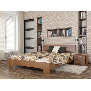 Кровать Эстелла Титан 105 140x200 см массив