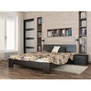 Кровать Эстелла Титан 106 160x200 см массив