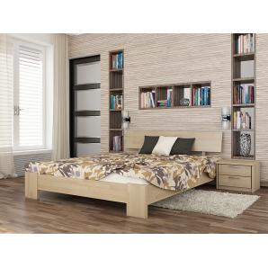 Кровать Эстелла Титан 102 160x200 см массив