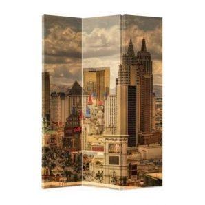 Ширма декоративная ONDER MEBLI NY-1084-3 1800х400х25 мм