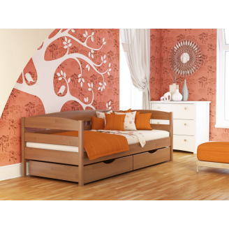 Кровать Эстелла Нота Плюс 105 90x200 см щит
