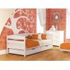 Кровать Эстелла Нота Плюс 107 80x190 см массив