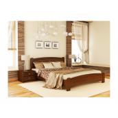 Кровать Эстелла Венеция Люкс 108 2000x1800 мм щит