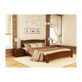 Ліжко Естелла Венеція Люкс 108 2000x900 мм масив